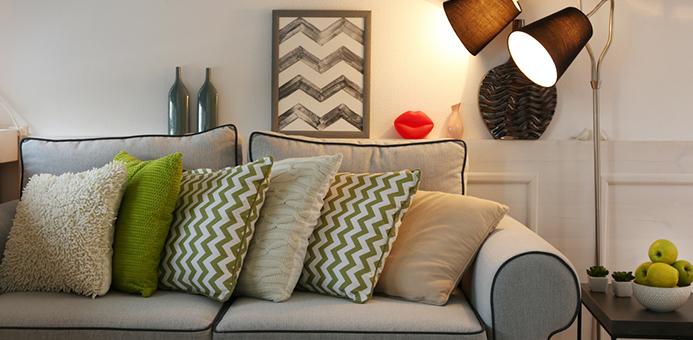 sofa ideales sala