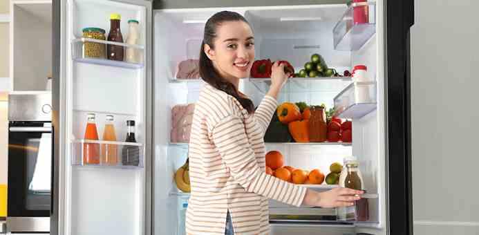 manten refrigeradora congelador llenos