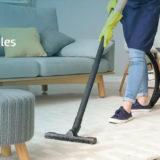 limpiar departamento