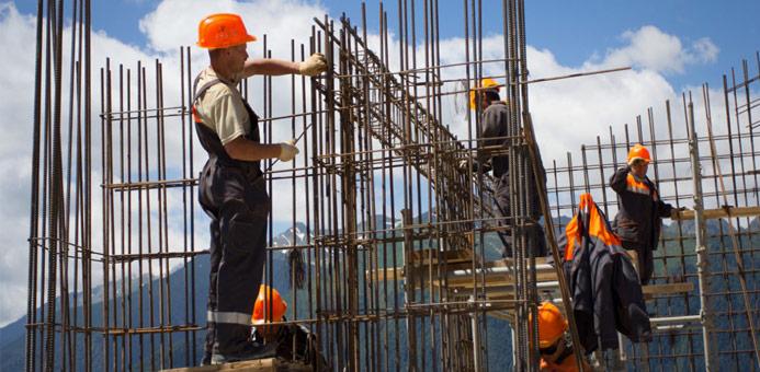obreros construccion
