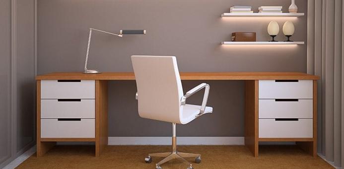 iluminacion escritorio
