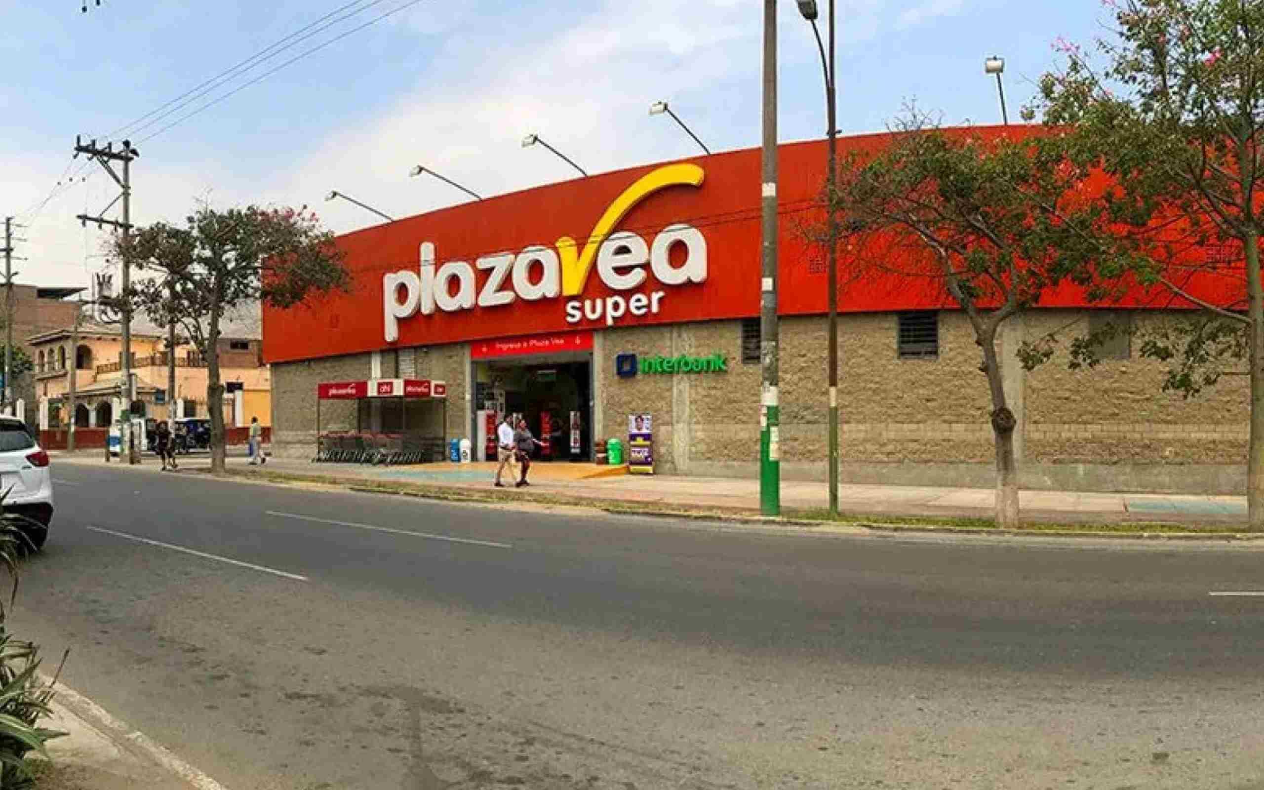 plaza vea nana