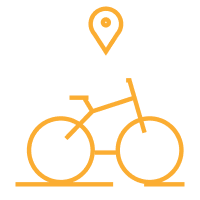 zona de bicicleta